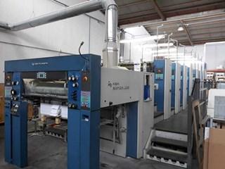 KBA Rapida 105-8 SW4 单张纸胶印机
