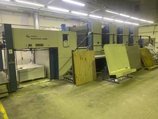 KBA Rapida 162A-4 SW2 Machines offset à feuilles