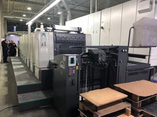 MANROLAND R 506 0B+LV Hybrid 单张纸胶印机