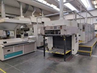 Manroland 705 Sheet Fed