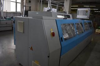 Ventura 3215 Hard Cover Book block production / sewing