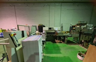 Polar 115 X Cutting Line Guillotines/Cutters