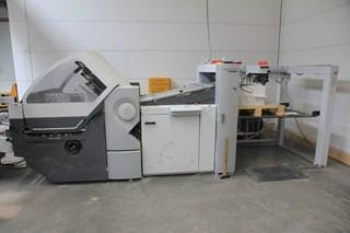 Heidelberg/Stahl KH 82 6 KTL Folding machines