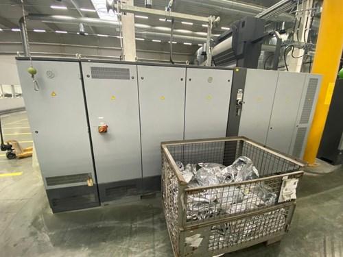 Heidelberg XL 106-6+LX2 + FOILSTAR