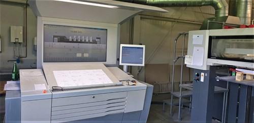 Heidelberg SX 102-5P+LX
