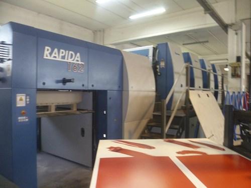 Show details for KBA Rapida 162A-4 FAPC