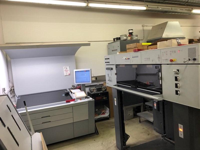 Heidelberg CD 102-5 IST LED UV
