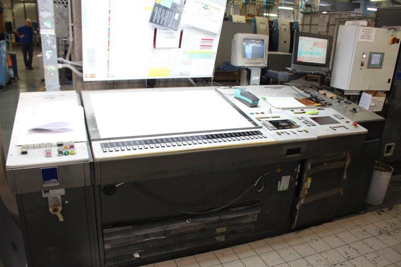 Heidelberg Speedmaster CD 102 5+LX