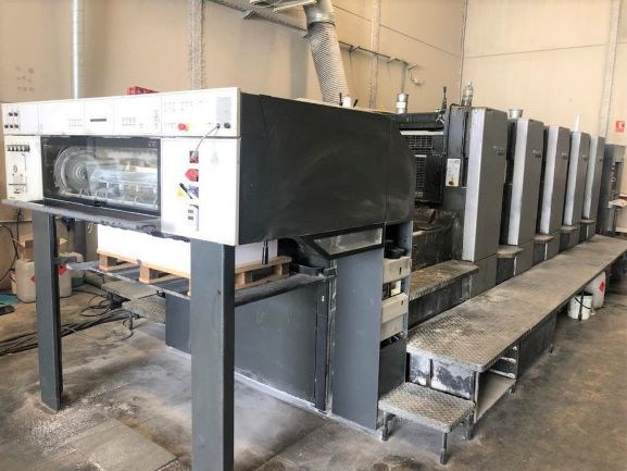 Show details for Heidelberg CD 102-5