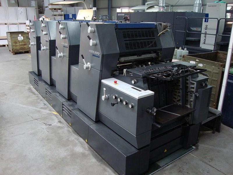 Show details for Heidelberg Printmaster GTO 52-4