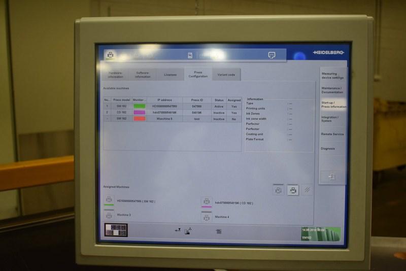 Heidelberg Prinect Image Control