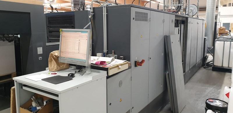 Heidelberg XL 105-5+LX