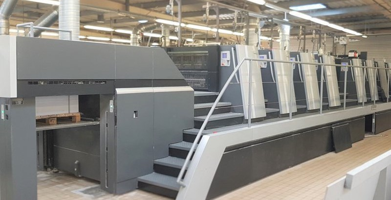 Show details for Heidelberg SM XL 106-8P
