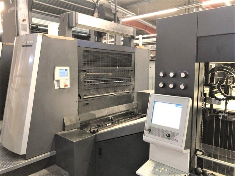 Heidelberg XL 106-8P+L-18000k