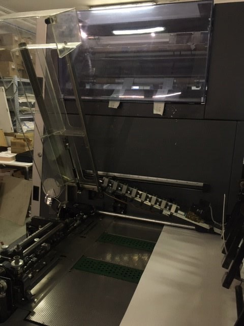 Kama ProCut 74 with HotFoil