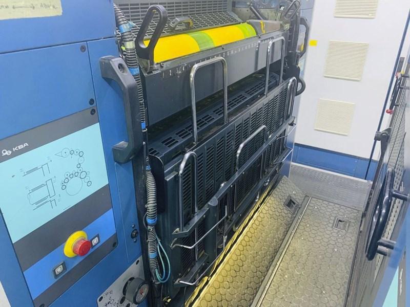 Rapida 105-5+L CX ALV2 Hybrid