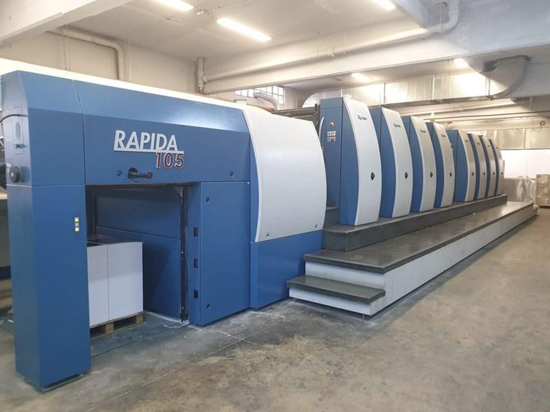 Show details for KBA Rapida 105-8 SW4 FAPC