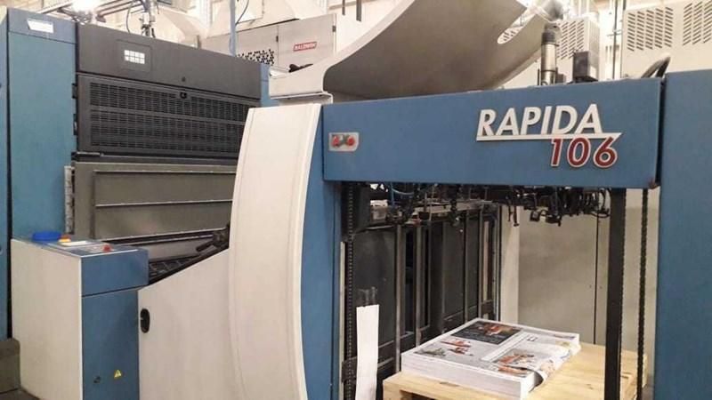 KBA Rapida 105(6)-5+L CX ALV2 Hybrid