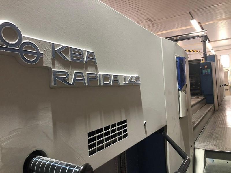KBA Rapida 142-4+L ALV2