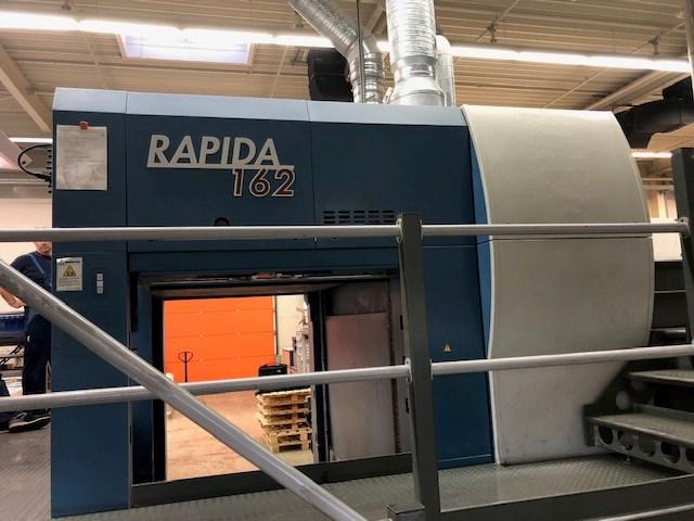 Rapida 162a-5+L CX ALV2
