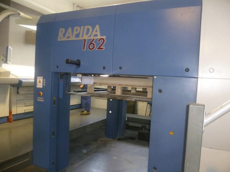 KBA Rapida 162A-4 FAPC