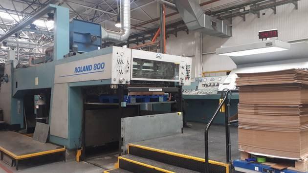 ROLAND R 806-6+LV