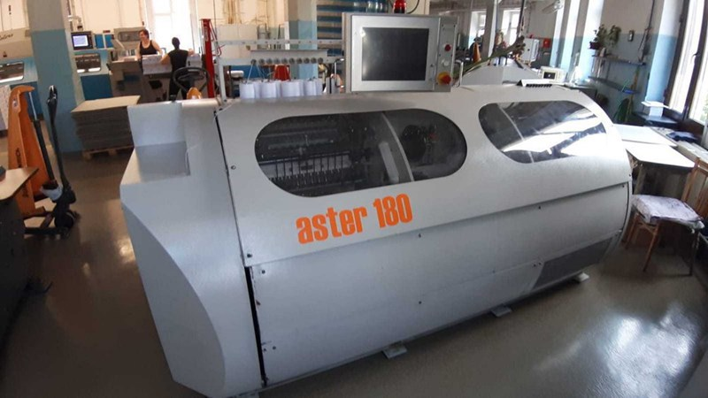 Show details for Meccanotecnica Aster 180