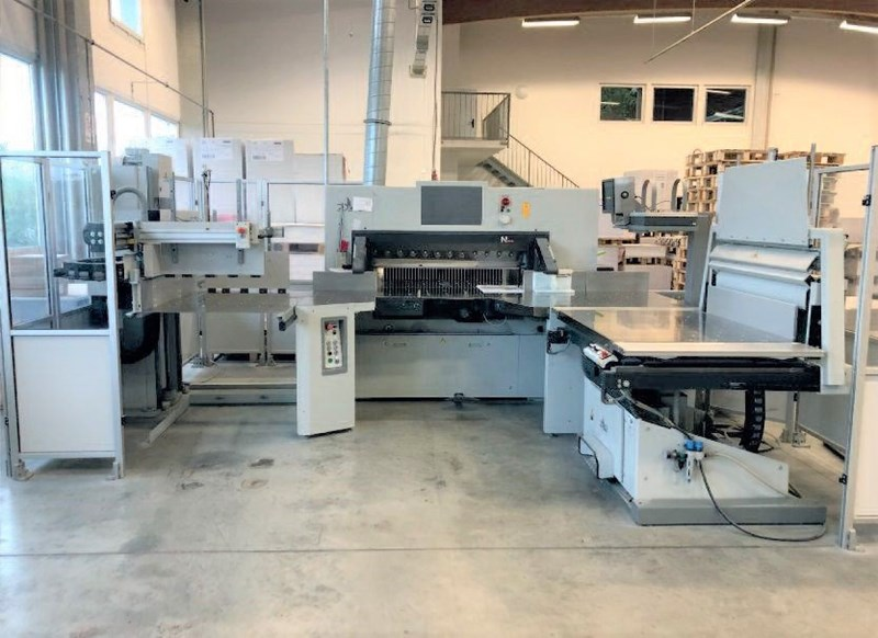 Show details for Polar 115 N PRO CUTTING LINE
