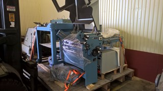 MBO TS 66 Folding machines