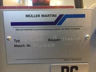 Müller Martini Prima Cosedoras embuchadoras; Encoladoras / Fresadoras