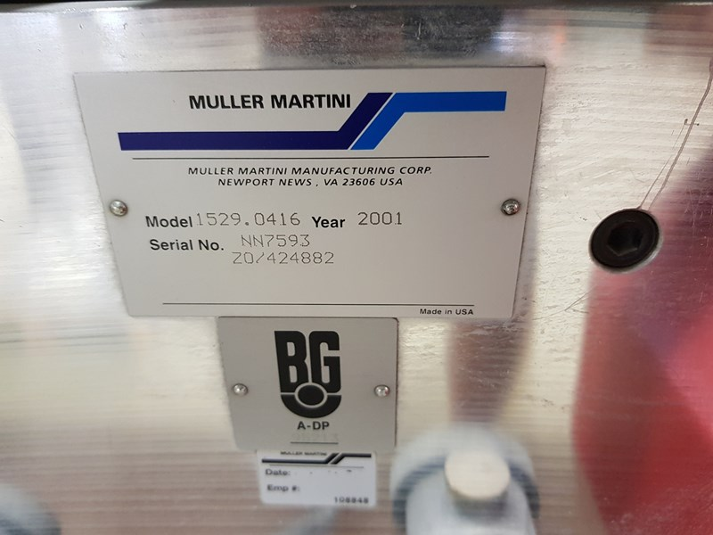 Müller Martini Prima / Amrys