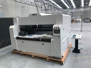 GoldenLaser XBJGHY-160100LDII Laser Cutter Screen Printing Equipment
