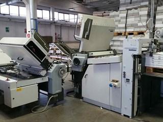 Heidelberg TD112-4/4/2/2- 2001 Folding machines