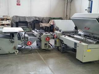 Heidelberg TD112-4/4/2/2- 1998 Folding machines