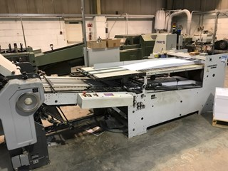 Heidelberg TD66-4/4/Z Folding Machines
