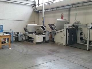 Heidelberg TD94-4/4/2/2- 2001 Folding machines