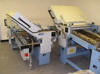 MBO B30-4/4/4 section folder Folding machines