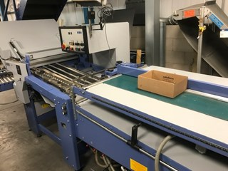 MBO B30-4/4/4 section folder Folding machines