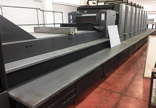 Heidelberg Speedmaster CD 102 8+LX Machines offset à feuilles