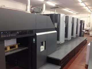 Heidelberg CD 102-4 Sheet Fed