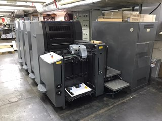 Heidelberg SM 52-4P N+P Sheet Fed