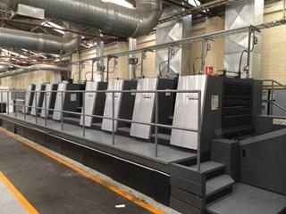 Heidelberg SM XL 105-8P 单张纸胶印机