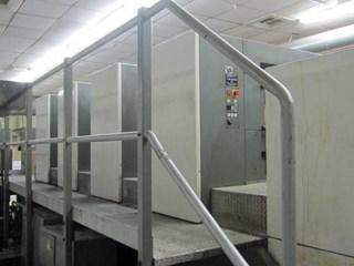Komori Lithrone LS440 Gebrauchte Bogenoffsetmaschinen