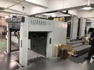 Komori Lithrone LS244 单张纸胶印机