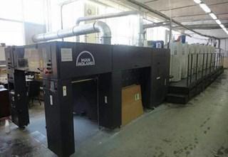 Manroland R708 单张纸胶印机