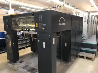 Manroland 708P Hiprint Sheet Fed