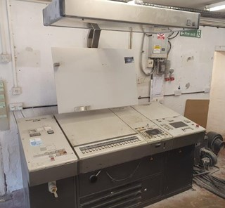 Heidelberg MOF+L Sheet Fed