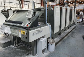 Komori Enthrone E-29 Sheet Fed
