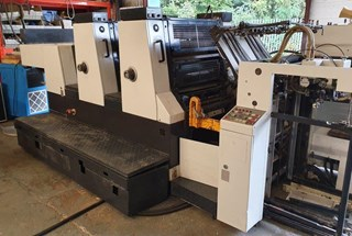 Komori Lithrone L226S 单张纸胶印机