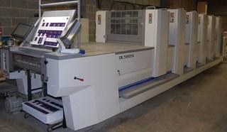 Sakurai 566SI+C 单张纸胶印机